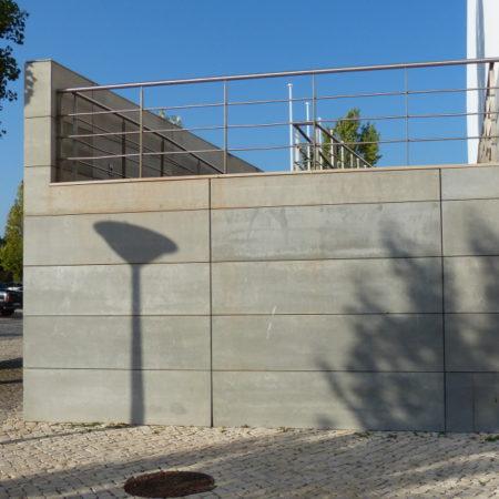 Płyty betonowe elewacyjne i elewacje betonowe 11 mm