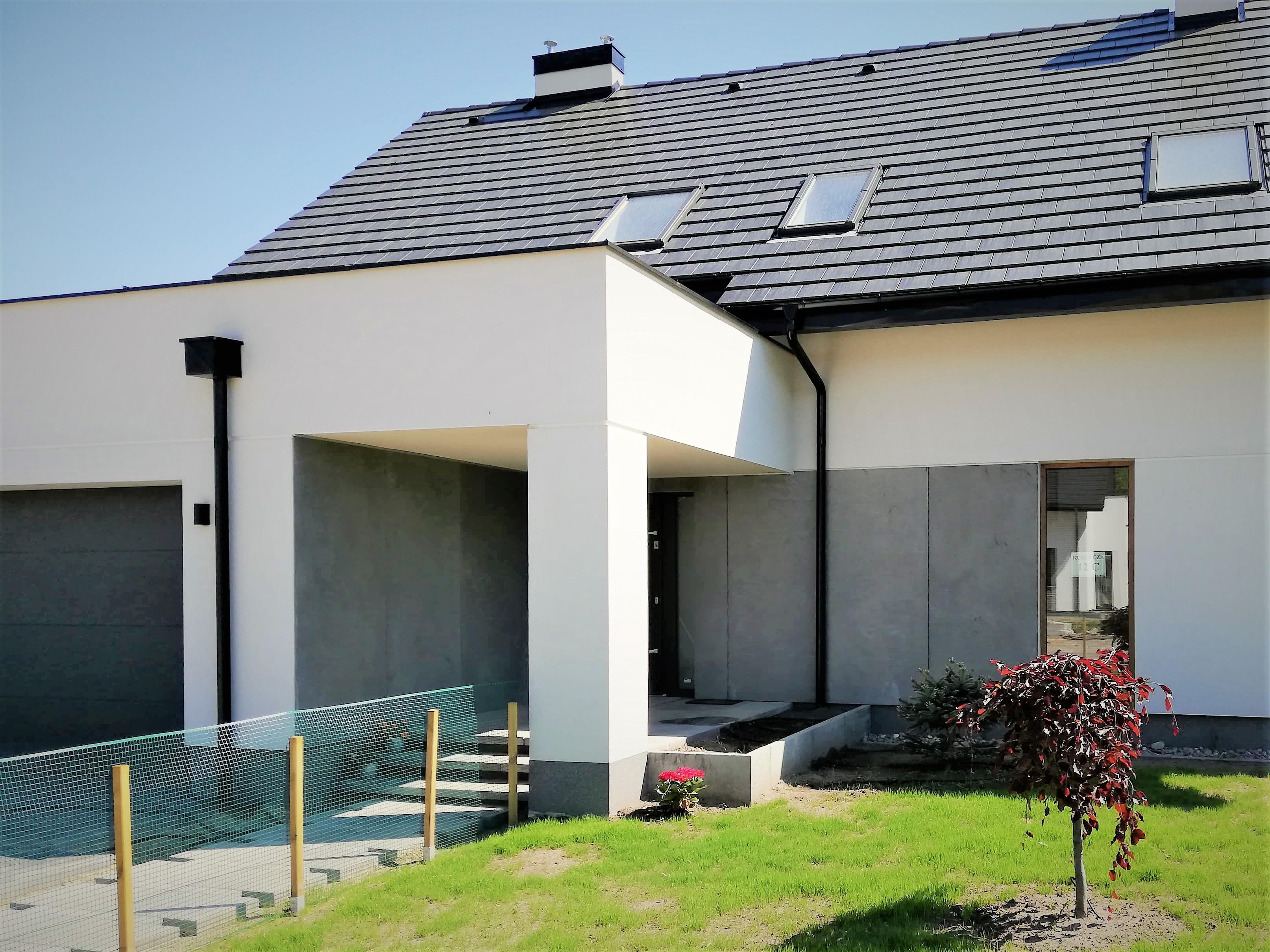 Ogromny Płyty betonowe elewacyjne i elewacje betonowe 11 mm OW37