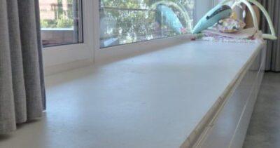 Parapety betonowe zewnętrzne i wewnętrzne