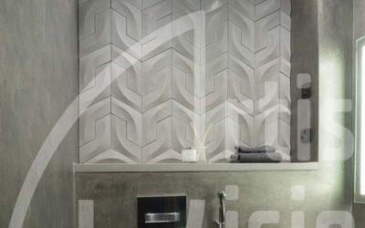 Skandynawski design i płytki betonowe Artis Visio