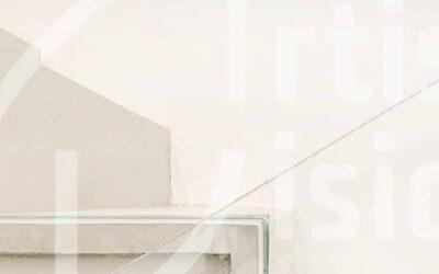 Schody z betonu dekoracyjnego