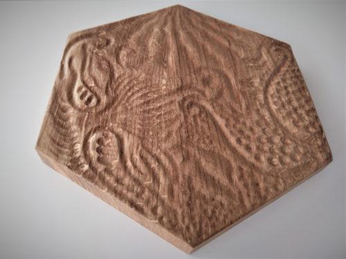 Płytka z drewna Quarto
