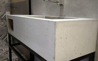 Umywalki betonowe nazamówienie