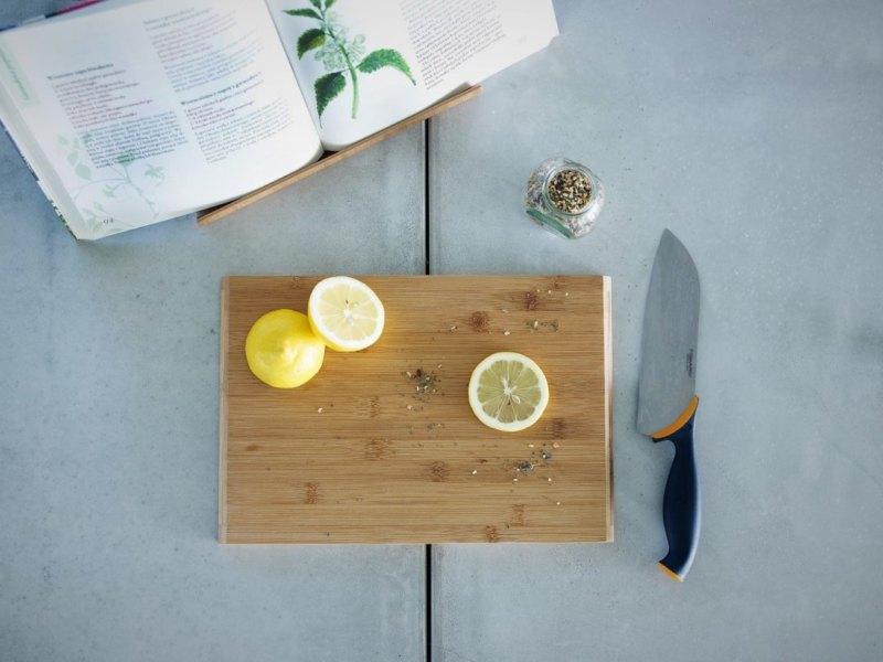 betona architeltoniczny w kuchni