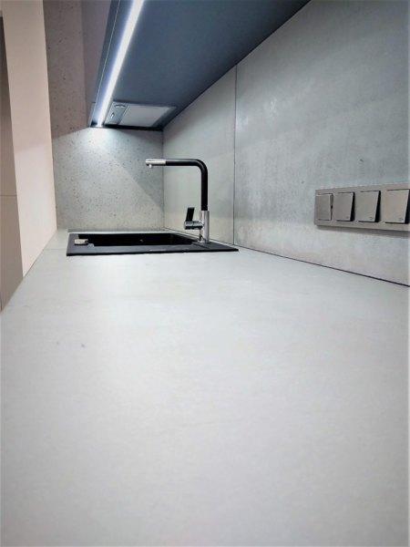 blat z betonu