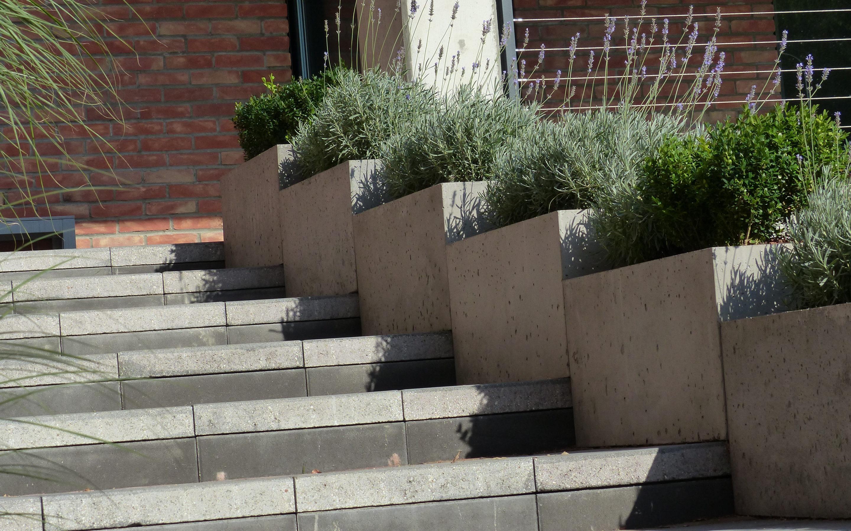 Linear donice zbetonu architektonicznego