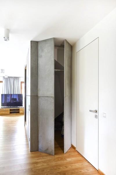 drzwi szafy z betonu architektonicznego e1548685180735