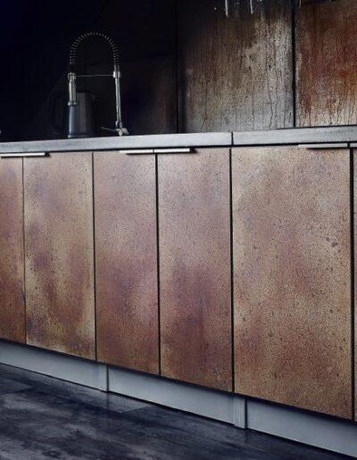 fronty betonowe corten