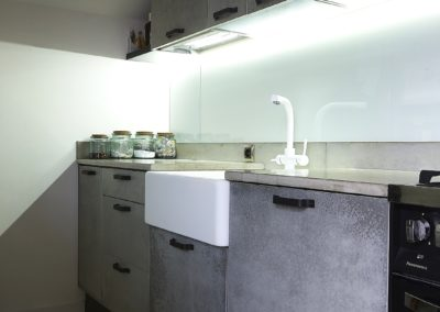 kuchnie z betonu