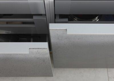 meble z betonu