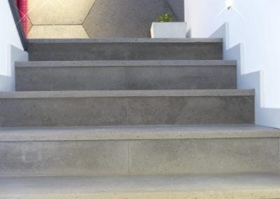 podstopnice z betonu