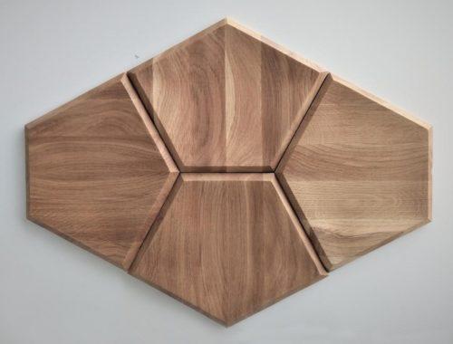 Płytka z drewna Tercio
