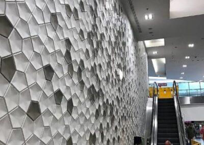 Plytka artis visio w galerii arndale Manchester