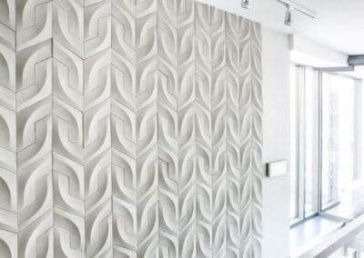 concrete wall tile rivall