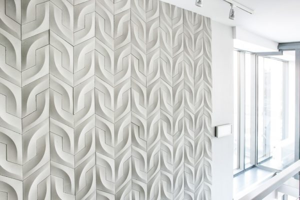 concrete wall tile rivall