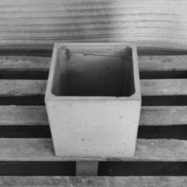 doniczka betonowa cube 30