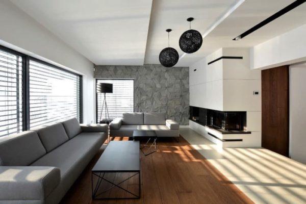 Płytka Tzara - beton architektoniczny - Artis Visio