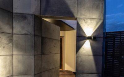 Beton architektoniczny na Antypodach