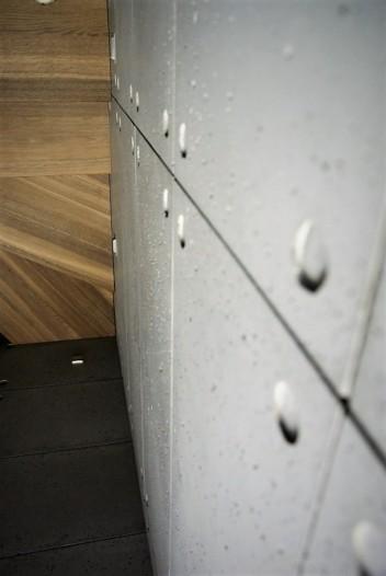 Płyty ścienne z betonu architektonicznego Artis Visio