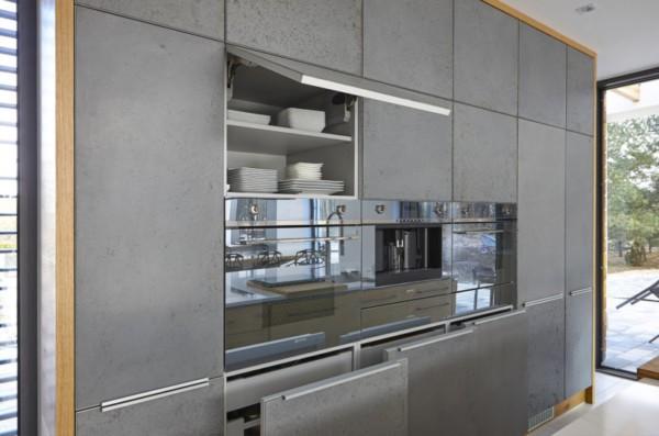 betonowe fronty meblowe Artis Visio