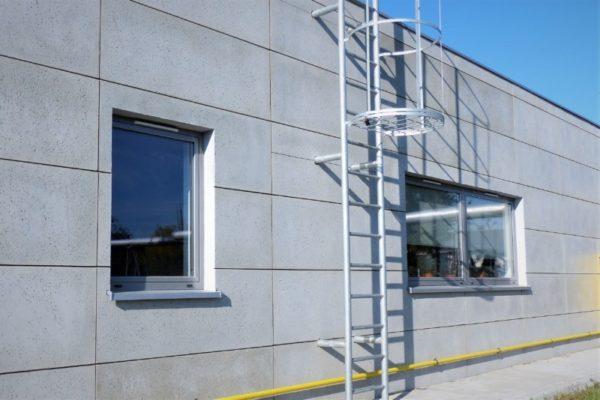 Płyty elewacyjne z betonu