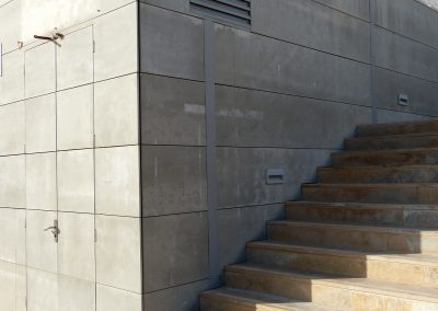 Drzwi betonowe