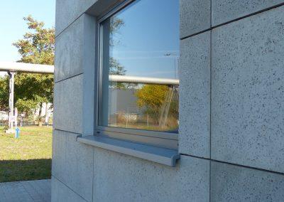 Elewacyjne płyty betonowe