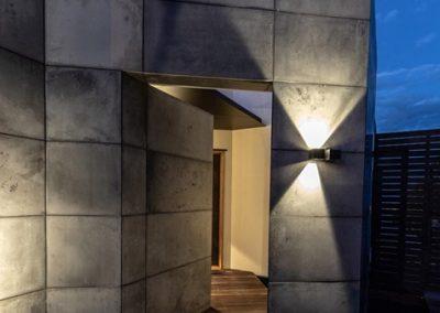 płyty z betonu architektonicznego w stylu Vintage