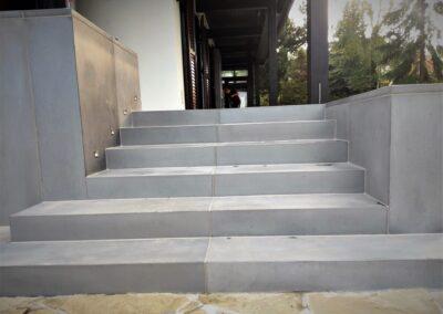 Okładziny stopni schodowych schody wejściowe